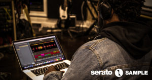 DJ Dahi with Serato Sample